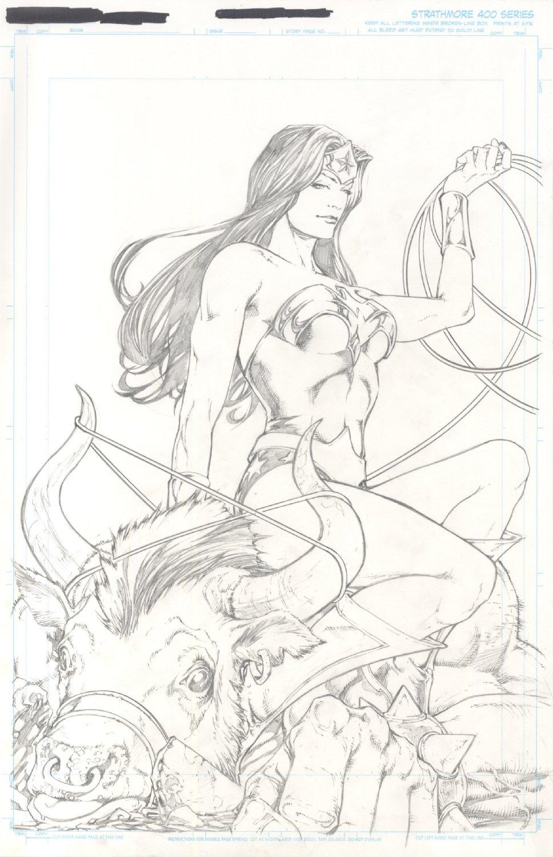 Sensation Comics Featuring Wonder Woman Cover