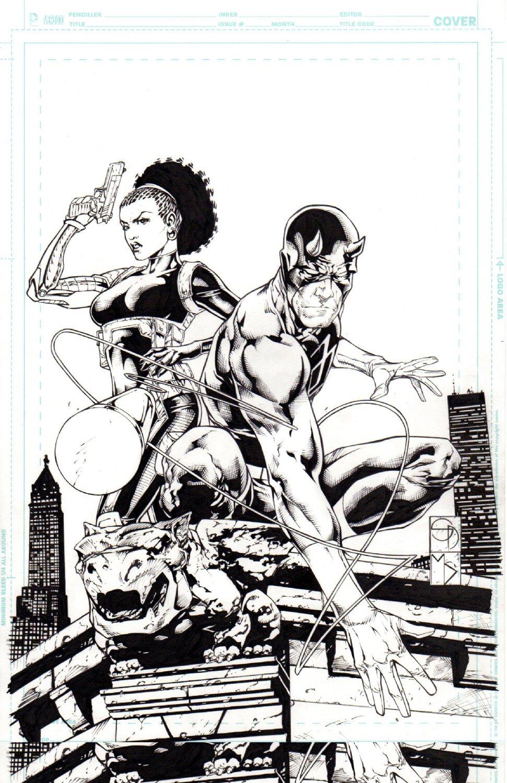 Daredevil Annual 1 Cover