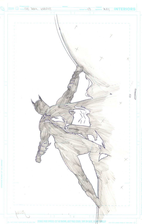 Batman The Dark Knight N52