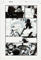 Batgirl Issue 55 Page 17 Comic Art