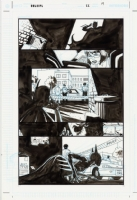 Batgirl Issue 55 Page 19 Comic Art