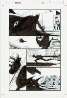 Batgirl Issue 55 Page 21 Comic Art