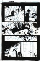 Batman Jekyll & Hyde Issue 6 Page 11 Comic Art