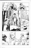 Manifest Destiny Issue 33 Page 18 Comic Art