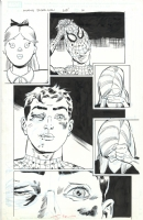 Amazing Spider-man Issue 605 Page 16 Comic Art
