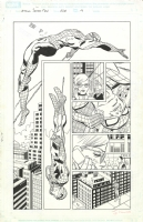 Amazing Spider-man Issue 620 Page 04 Comic Art