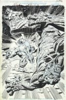Incredible Hulk Issue 474 Page 26 Comic Art
