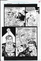Punisher Warzone Issue 22 Page 09 Comic Art
