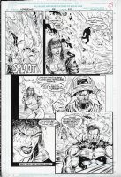 Punisher Warzone Issue 22 Page 22 Comic Art