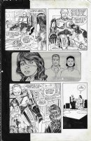 Robocop III Movie Adaptation Issue 02 Page 15 Comic Art