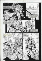 Warstrike Issue 01 Page 10 Comic Art