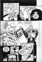 Warstrike Issue 01 Page 11 Comic Art
