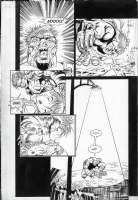 Warstrike Issue 01 Page 17 Comic Art