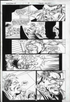Warstrike Issue 01 Page 19 Comic Art