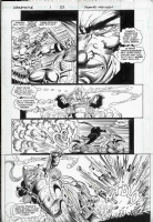 Warstrike Issue 01 Page 22 Comic Art