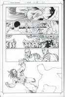 Black Panther Issue 37 Page 11 Comic Art